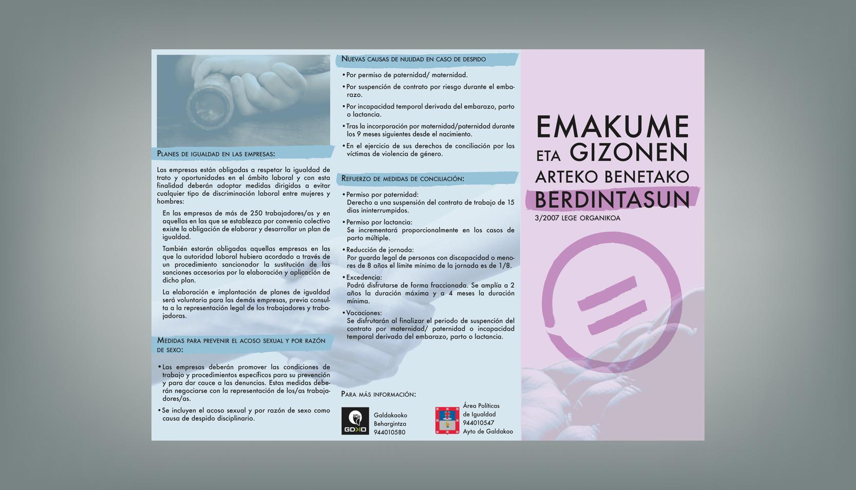 folleto igualdad castellano