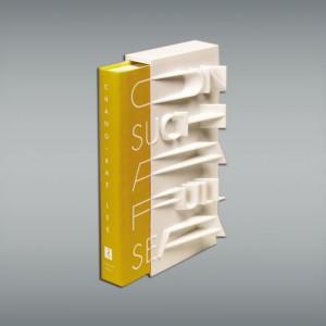 cubierta de un libro en tres dimensiones